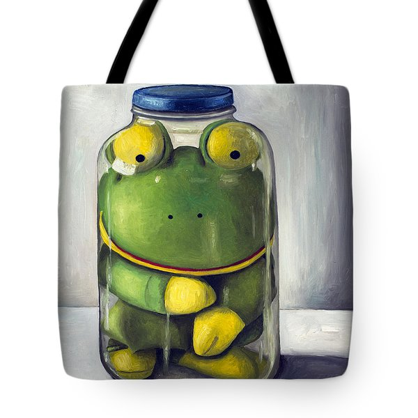 Preserving Childhood Upclose Tote Bag by Leah Saulnier The Painting Maniac
