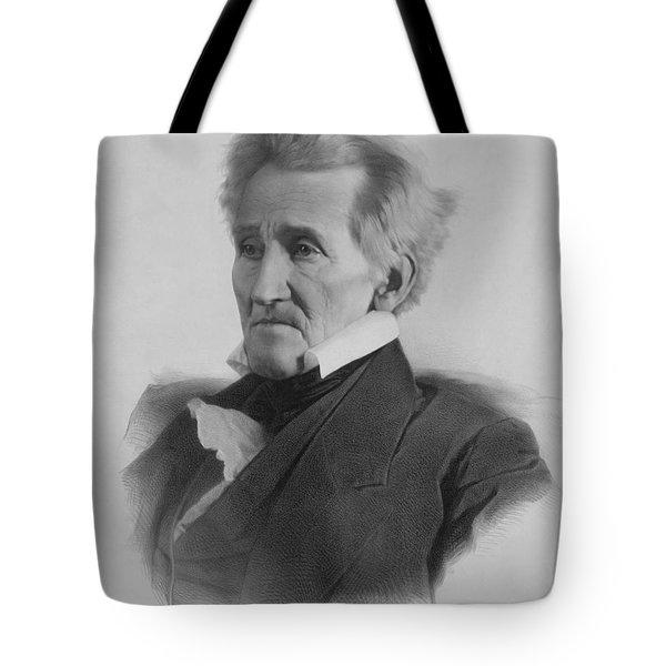 President Andrew Jackson - Three Tote Bag