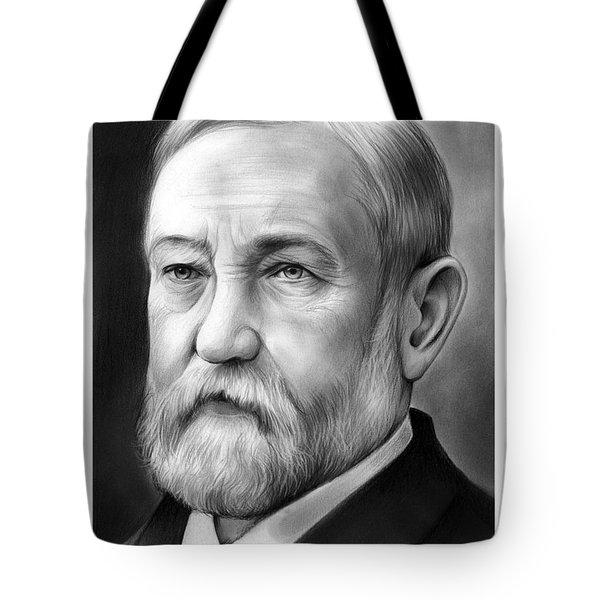 President Benjamin Harrison Tote Bag