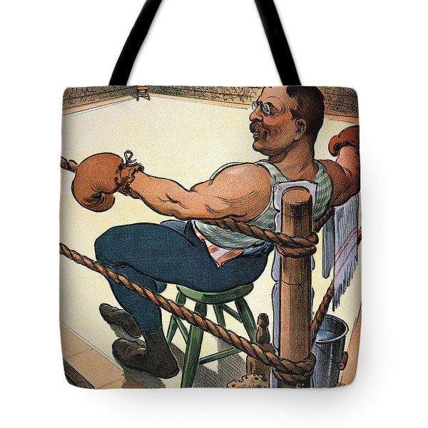 President Nomination, 1904 Tote Bag by Granger
