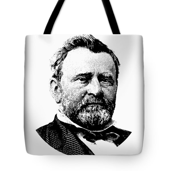 President Ulysses Grant Graphic Tote Bag
