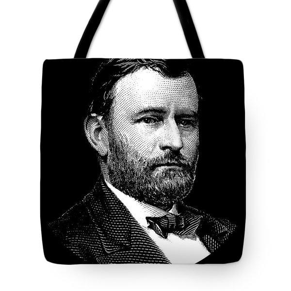 President Ulysses S. Grant Graphic Three Tote Bag