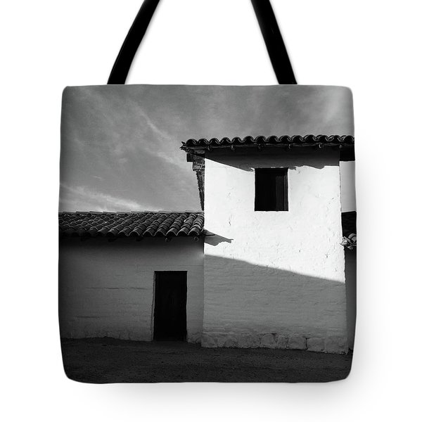 Presidio Shadows- Art By Linda Woods Tote Bag