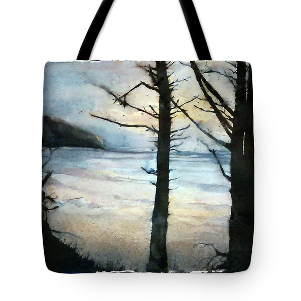 Presque Isle Dawn Tote Bag
