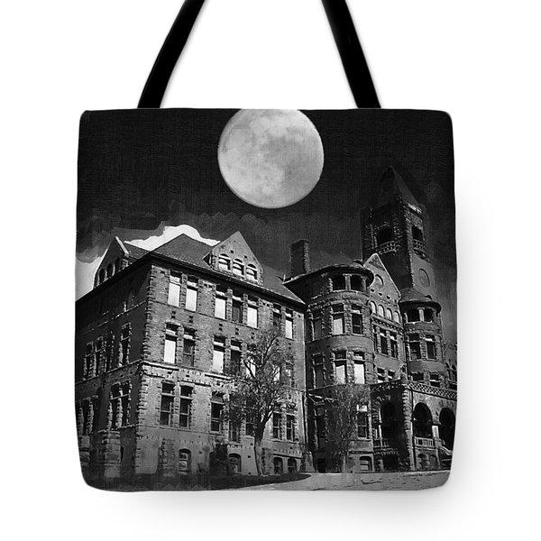 Preston Castle Tote Bag