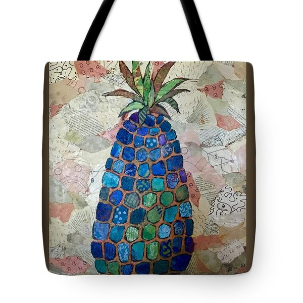 Pretend Pineapple Tote Bag