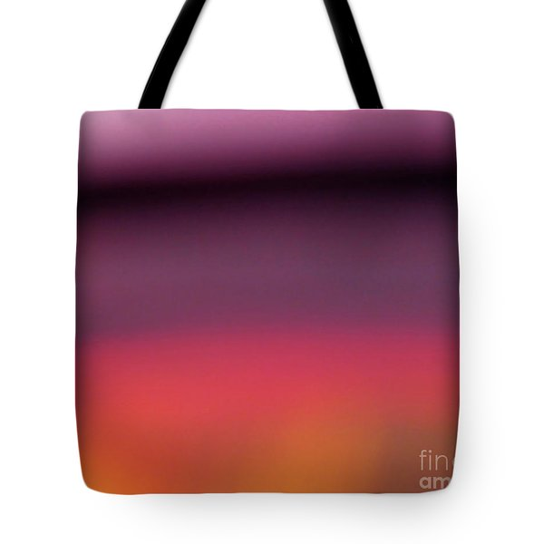 Pretend Sunset Tote Bag