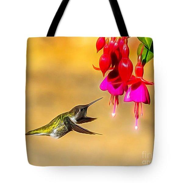 Pretty Anna Tote Bag