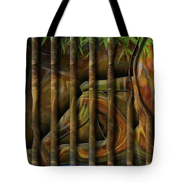 Pretty As Prison Tote Bag