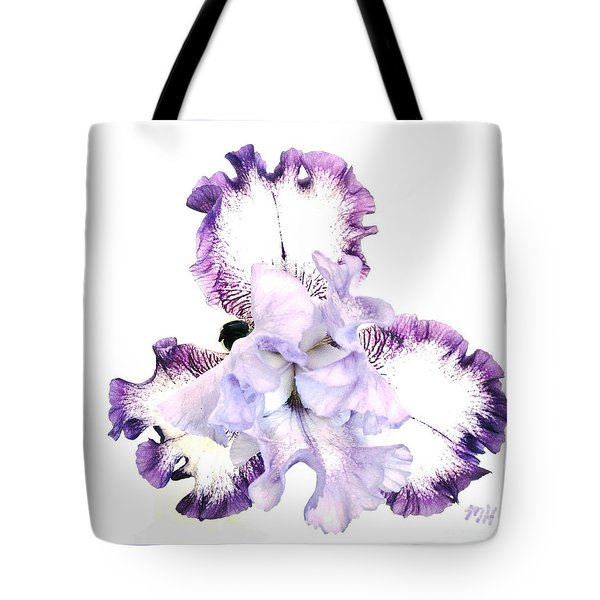 Pretty Baby Iris Tote Bag