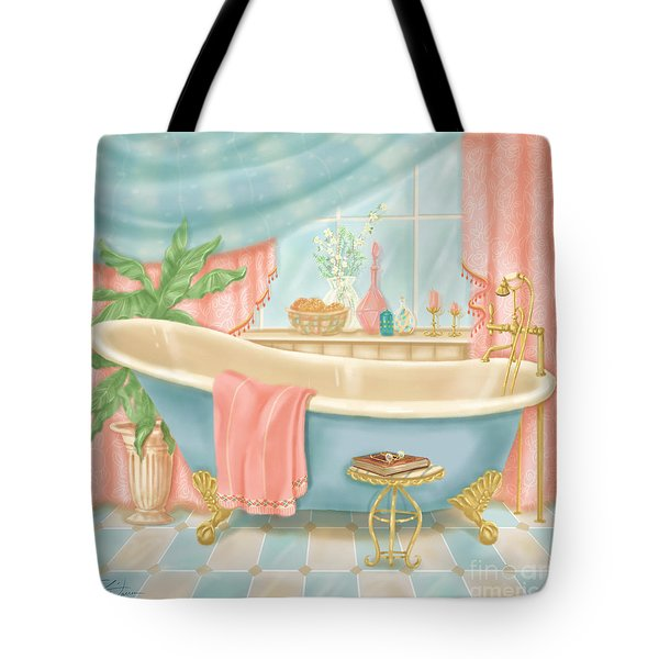 Pretty Bathrooms I Tote Bag