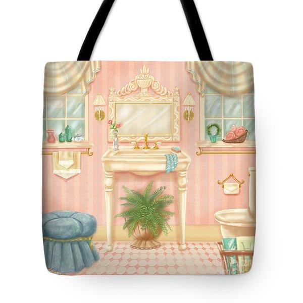 Pretty Bathrooms IIi Tote Bag
