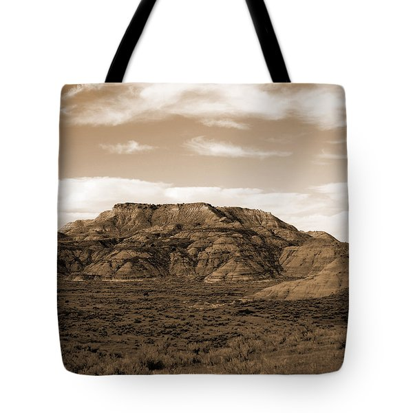 Pretty Butte Tote Bag