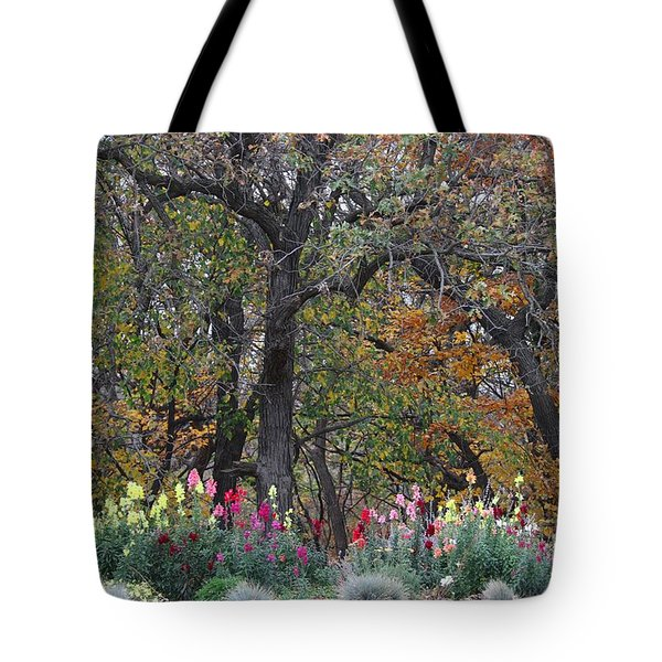 Pretty Display Tote Bag