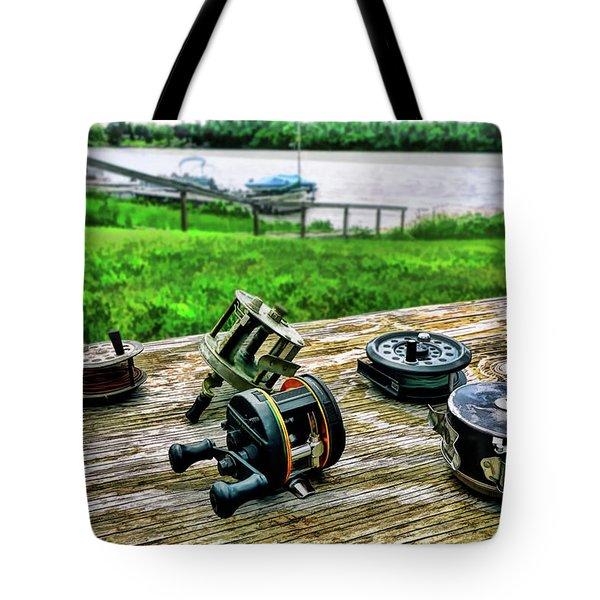 Pretty Fishy Tote Bag