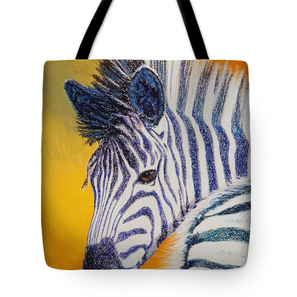 Pretty Girl Tote Bag by Tracy L Teeter