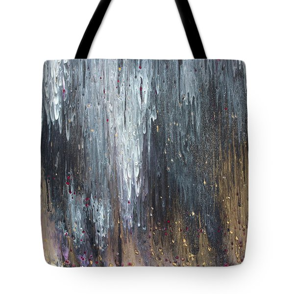 Pretty Hurts Tote Bag by Cyrionna The Cyerial Artist