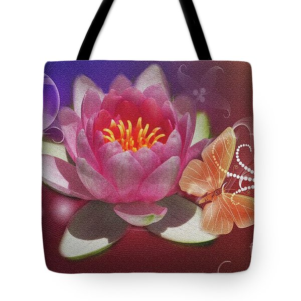 Pretty Items Tote Bag