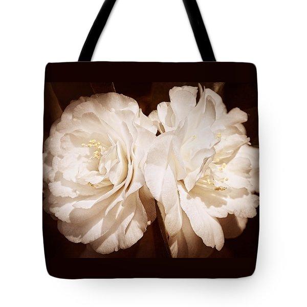 Pretty Pair Tote Bag