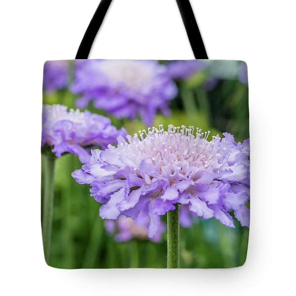 Pretty Purple Tote Bag