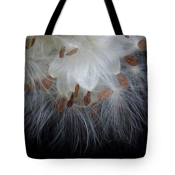 Pretty Seeds -ugly Weeds Tote Bag