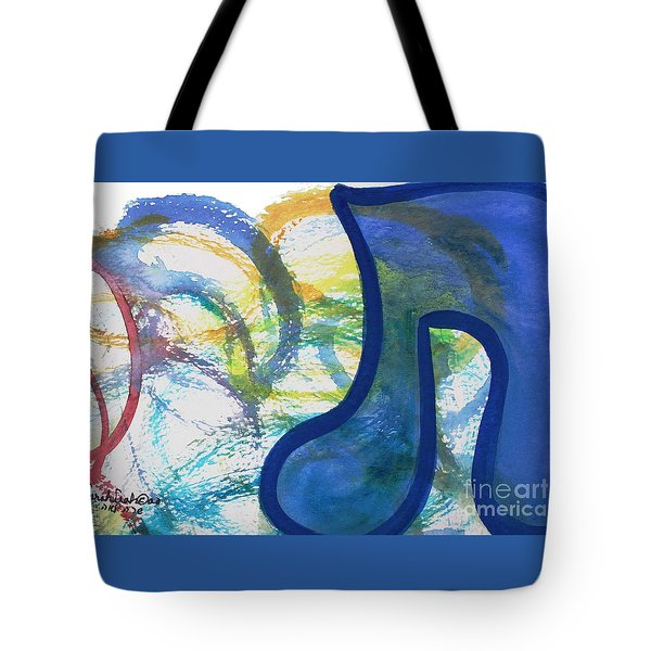 Pretty Tav Tote Bag