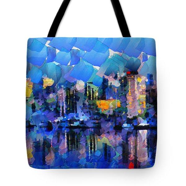 Pretty Vacant Tote Bag