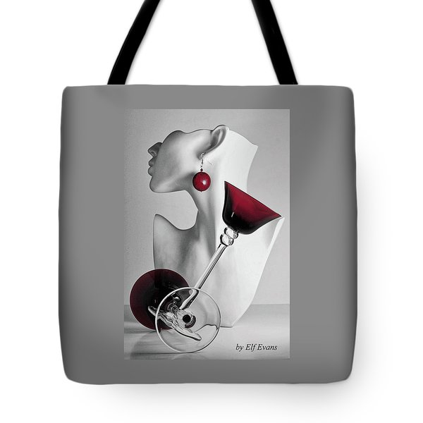 Pretty Woman 3 Tote Bag by Elf Evans