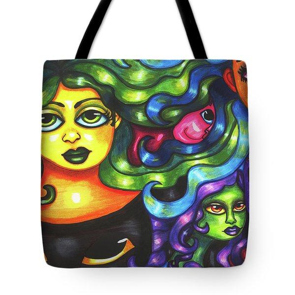 Prettys And Kitties Tote Bag