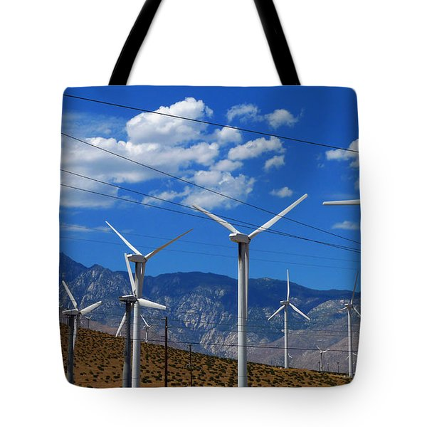 Prevailing Tote Bag by Skip Hunt