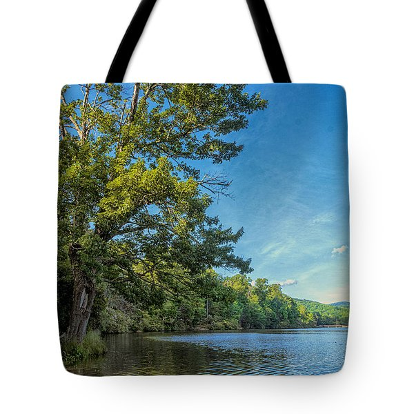 Price Lake Tote Bag by Swank Photography