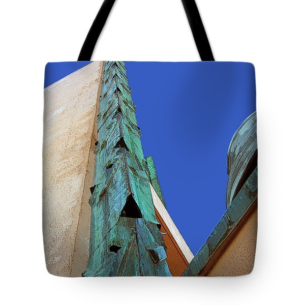 Price Tower One Tote Bag