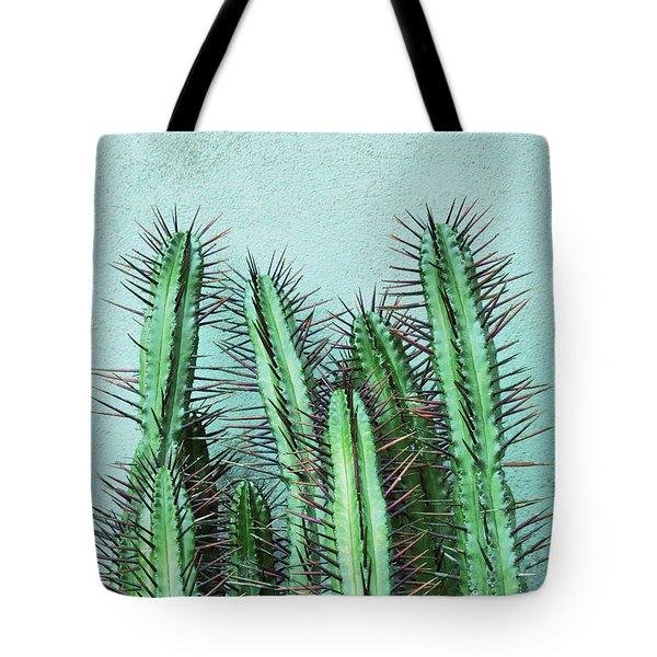 Prick Cactus Tote Bag