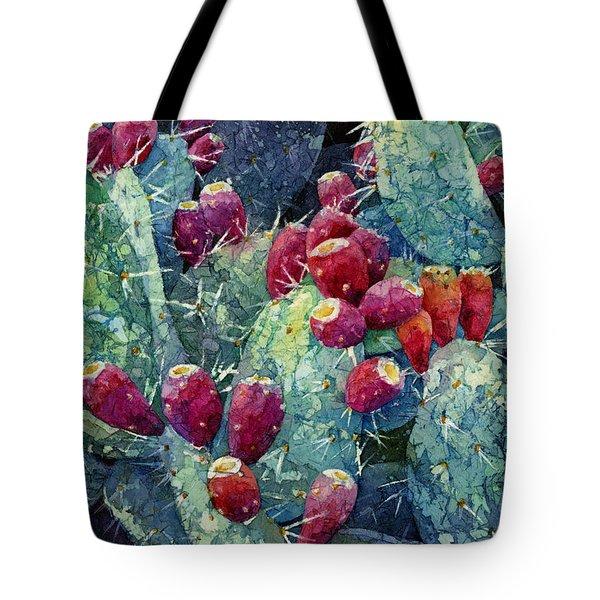 Prickly Pear 2 Tote Bag