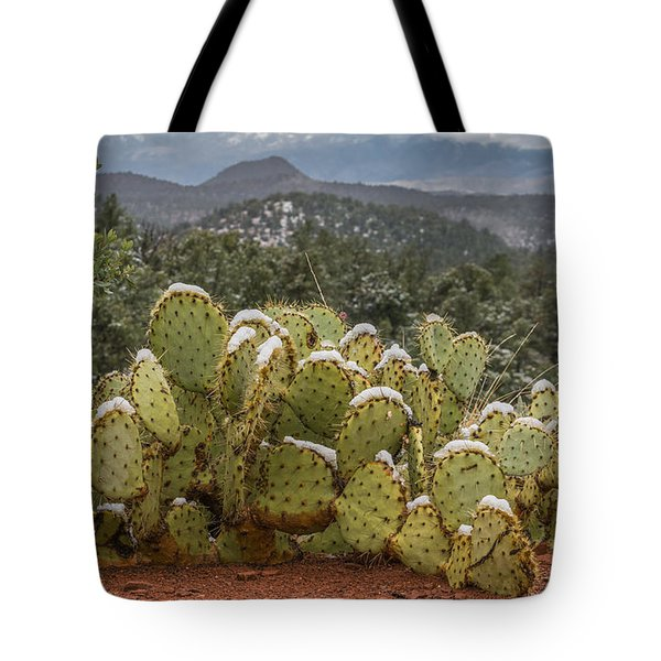 Cactus Country Tote Bag