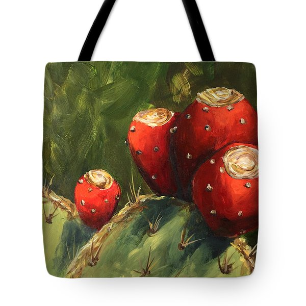 Prickly Pear IIi Tote Bag