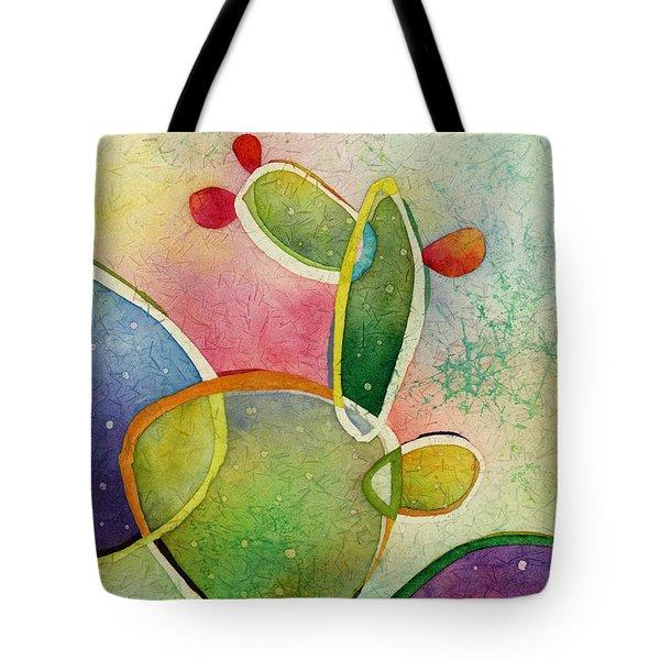 Prickly Pizazz 2 Tote Bag by Hailey E Herrera
