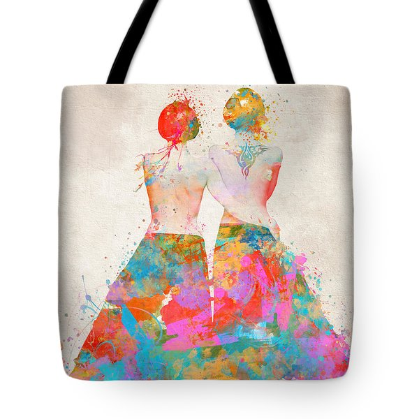 Tote Bag featuring the digital art Pride Not Prejudice by Nikki Marie Smith