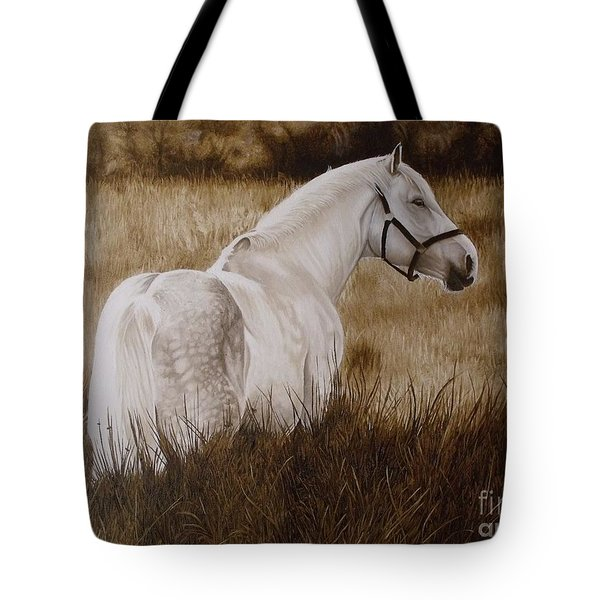 Pride Of The Lough  Tote Bag by Pauline Sharp