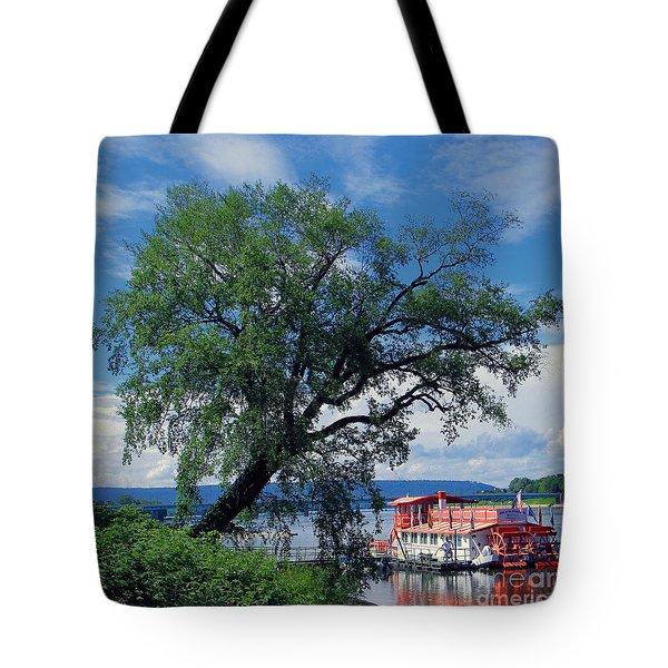 Pride Of The Susquehanna Tote Bag