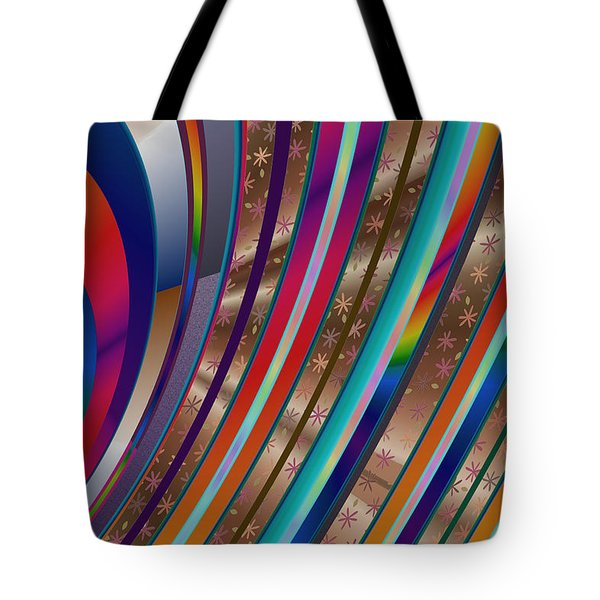 Pride Waves 2101 Tote Bag