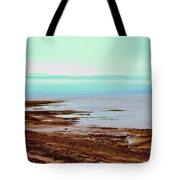 Prim Point Beach Tote Bag