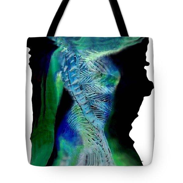 Primal Spring Night Tote Bag