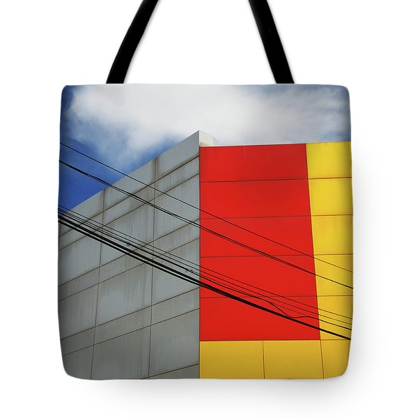 Tote Bag featuring the photograph Primarily 1 by Skip Hunt