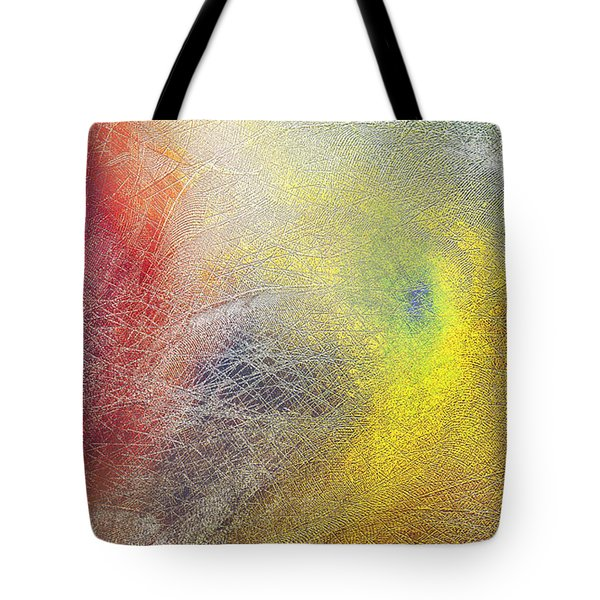 Primary Maelstrom Tote Bag