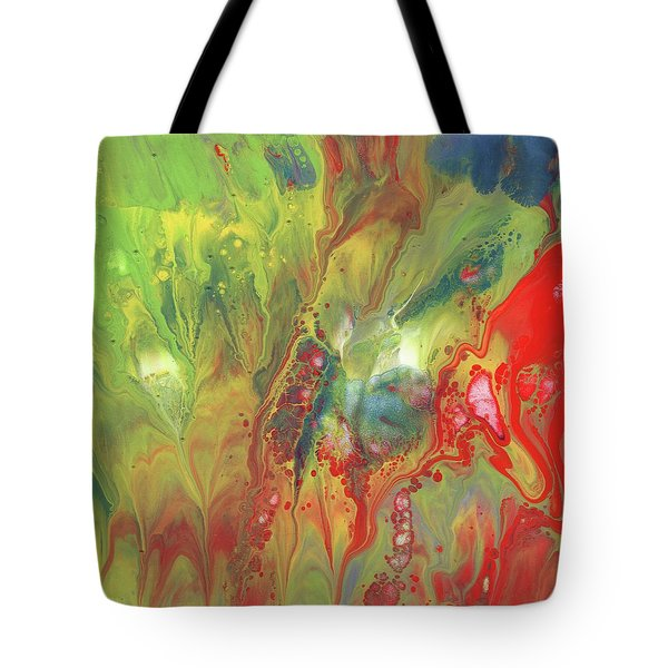 Primary Party Tote Bag