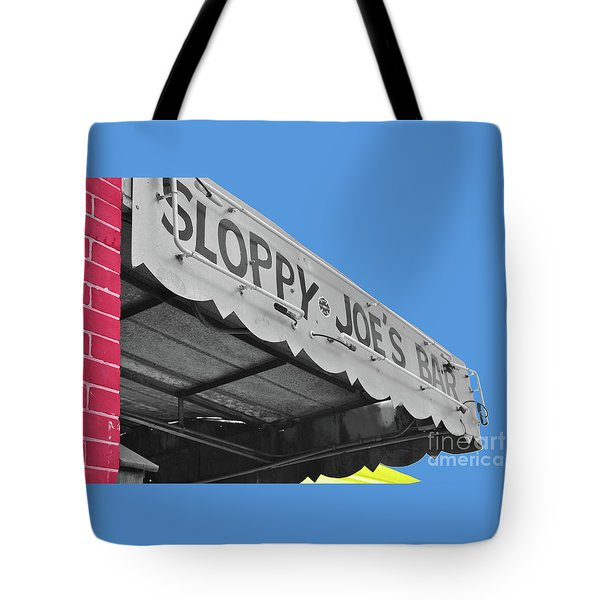 Tote Bag featuring the photograph Primary Sloppy Joes by Jost Houk