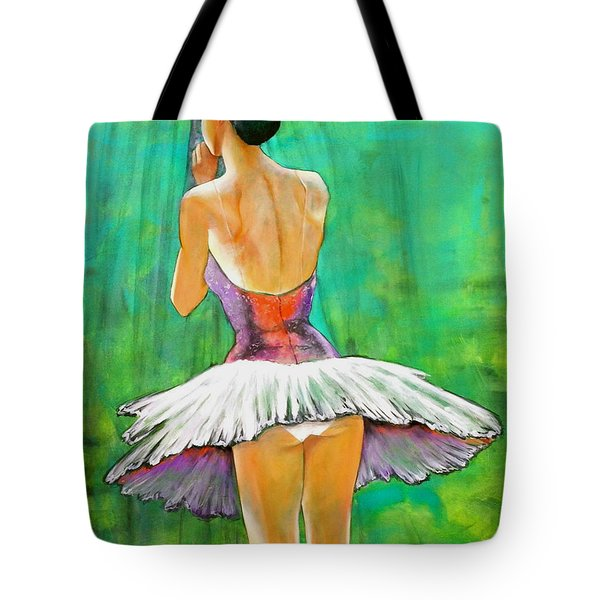 Primera Llamada Tote Bag by Thelma Zambrano