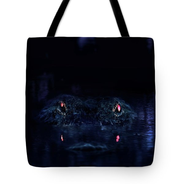 Primeval Tote Bag by Mark Andrew Thomas