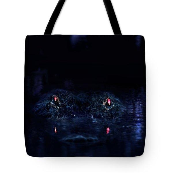 Primeval Tote Bag by Mark Andrew Thomas